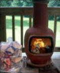 Click HERE for Chiminea LOGS and KINDLING in Berkshire